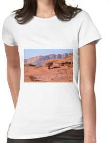 Timna natural and historic park, Israel Womens Fitted T-Shirt