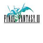 Final Fantasy III by AppleJake
