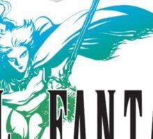 Final Fantasy III Sticker