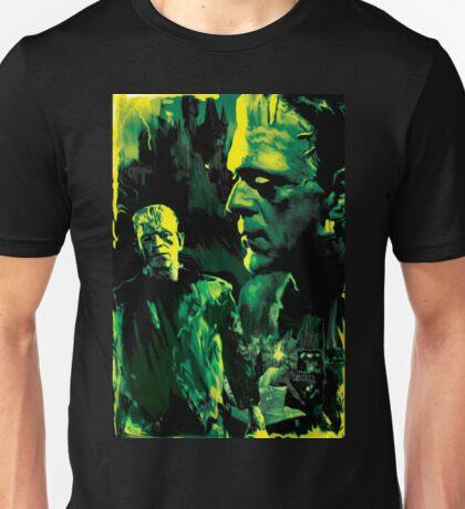 """Frankenstein """"Its Alive!"""" Unisex T-Shirt"""