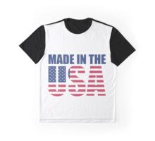 MADE IN THE USA Graphic T-Shirt
