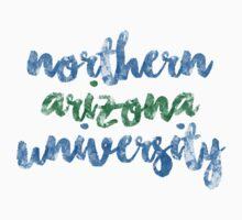 Northern Arizona University Kids Tee