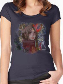 Harani Tarot Women's Fitted Scoop T-Shirt