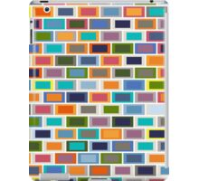 seaview bricks iPad Case/Skin