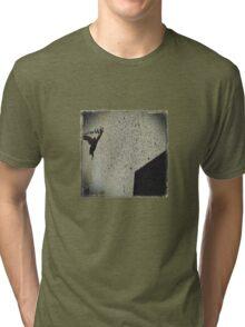 man walking Tri-blend T-Shirt
