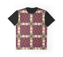 Classic Quilting Square #1 Graphic T-Shirt