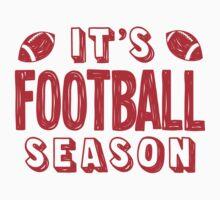 It's football season Kids Tee