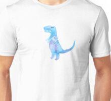 RawrLove - Blue Rex Unisex T-Shirt