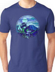 Midnight Samurai (vintage look) Unisex T-Shirt