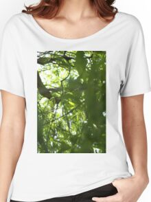 If The TREES Could SPEAK Women's Relaxed Fit T-Shirt