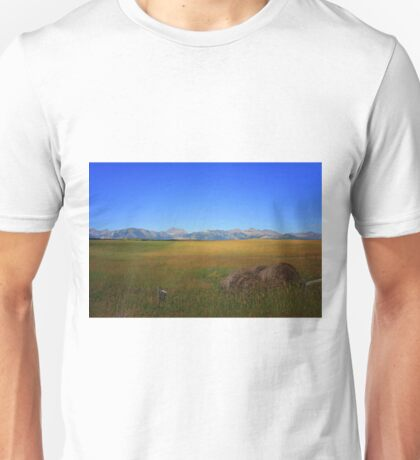 You Can See For Miles Unisex T-Shirt