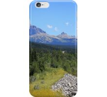 Chief Mountain Montana iPhone Case/Skin
