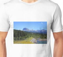 Chief Mountain Montana Unisex T-Shirt