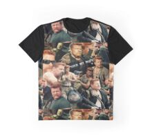 Abraham Ford - The Walking Dead Graphic T-Shirt