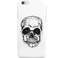 Death And Taxes iPhone Case/Skin