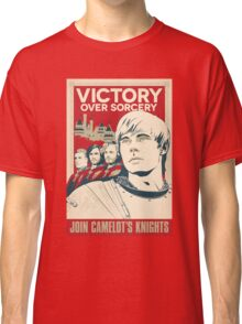Join Camelot's Knights Classic T-Shirt