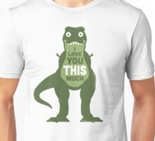 Amourosaurus Unisex T-Shirt