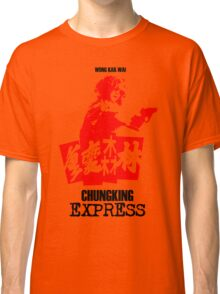 CHUNGKING EXPRESS - WONG KAR WAI - Classic T-Shirt