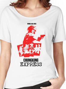 CHUNGKING EXPRESS - WONG KAR WAI - Women's Relaxed Fit T-Shirt