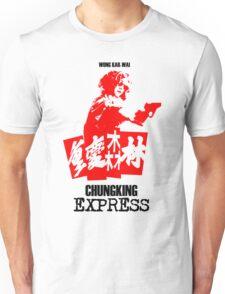 CHUNGKING EXPRESS - WONG KAR WAI - Unisex T-Shirt