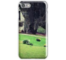 Cottage. iPhone Case/Skin