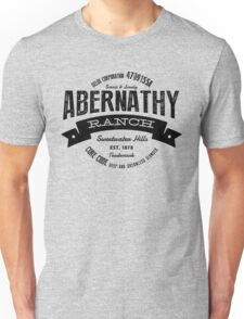 Abernathy Ranch Unisex T-Shirt