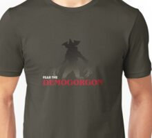 Fear the Demogorgon Unisex T-Shirt