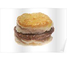 Sausage Biscuit Poster