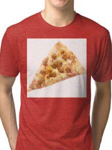 Slice of Pizza Tri-blend T-Shirt
