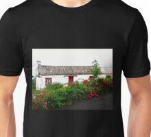 Abandoned Cottage, Inishowen Peninsular, Donegal, Ireland Unisex T-Shirt