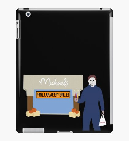 Michaels Myers iPad Case/Skin