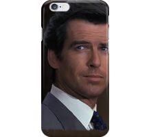 Pierce Brosnan - James Bond 007 iPhone Case/Skin