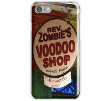voodoo shop iPhone Case/Skin