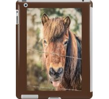 Blah iPad Case/Skin