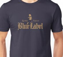 Super Saiyan Blue Label - Goku Unisex T-Shirt