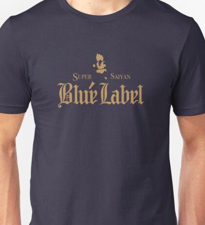 Super Saiyan Blue Label - Goku Unisex T-Shirt