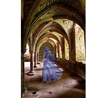 Blue Spectre Photographic Print