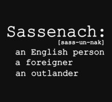 Call Me Sassenach by kayllisti