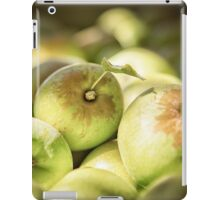 Green Jewels iPad Case/Skin