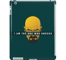 Breaking Bad - I am the one who knocks iPad Case/Skin