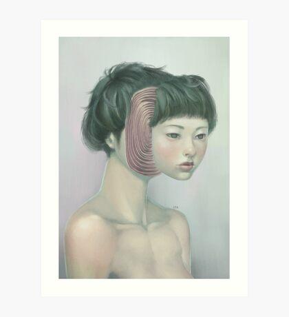 Self 02 Art Print