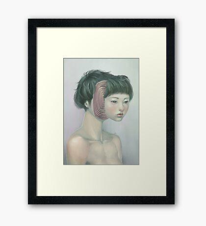 Self 02 Framed Print