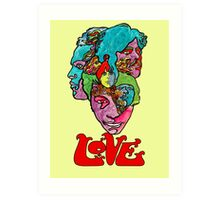 Love - Forever Changes Art Print