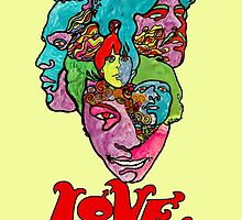 Love - Forever Changes by stella4star