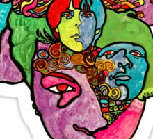 Love - Forever Changes Sticker