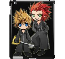 Roxas and Axel - Kingdom Hearts iPad Case/Skin