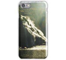 La Cascada de Ezaro iPhone Case/Skin