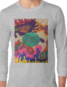 Tame Impala Design Long Sleeve T-Shirt