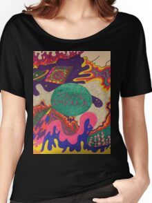 Tame Impala Design Women's Relaxed Fit T-Shirt
