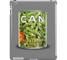 Can Ege Bamyasi iPad Case/Skin